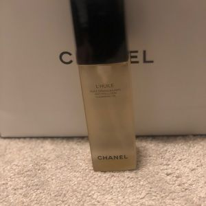 CHANEL Makeup - Chanel Cleansing Oil